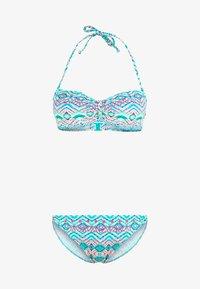 Buffalo - BANDEAU - Bikini - blue - 5