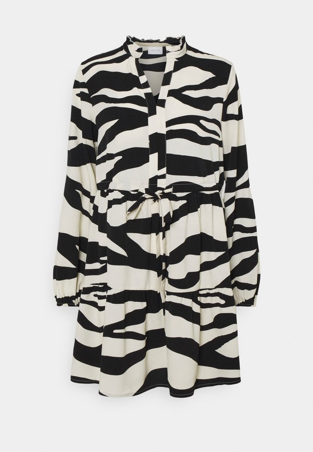 VIOMINA DRESS - Vestito estivo - black