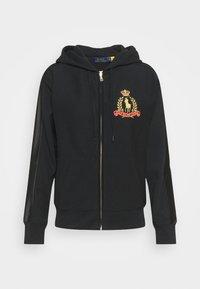 Polo Ralph Lauren - Zip-up hoodie - polo black - 4