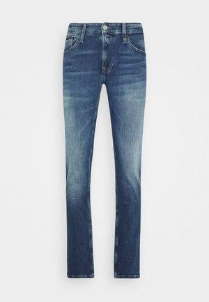 SCANTON HERITAGE - Slim fit jeans - kevin mid blue