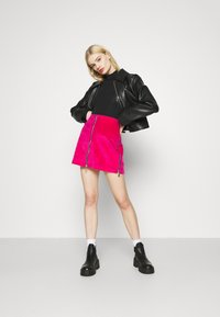 The Ragged Priest - HOAX SKIRT - Mini skirt - pink - 1