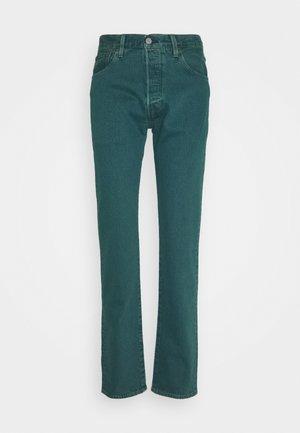 501® BIRTHDAY '93 STRAIGHT - Jeans Straight Leg - blue eyes mallard green
