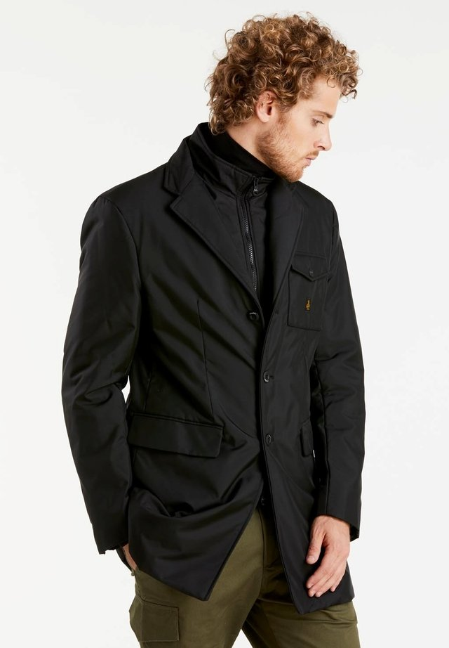 Cappotto corto - nero