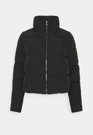ONLDOLLY SHORT PUFFER JACKET - Lett jakke - black