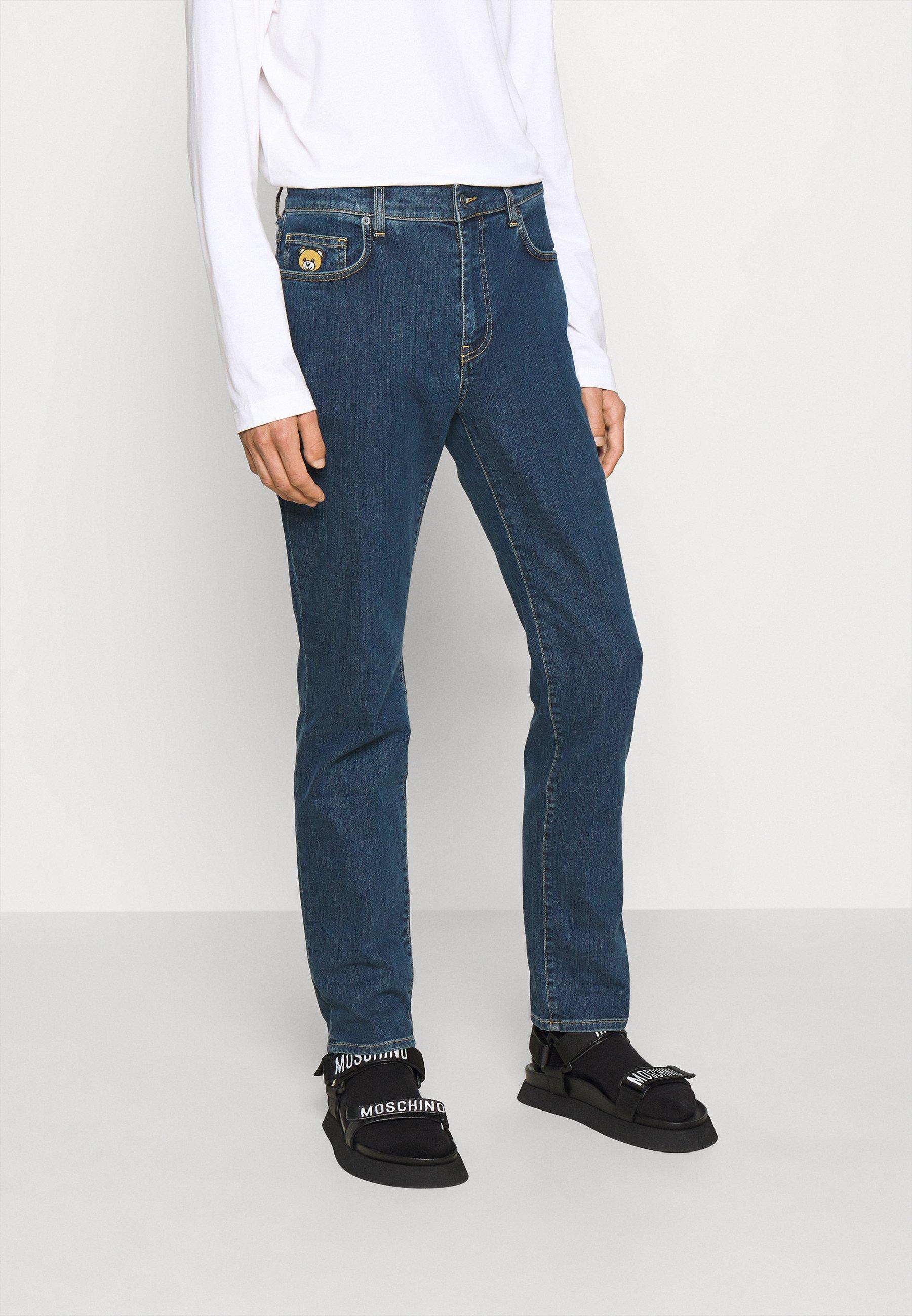 Men TROUSERS - Straight leg jeans