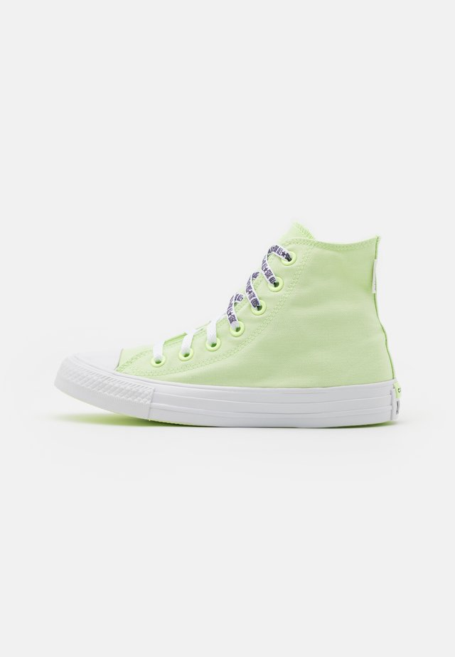 CHUCK TAYLOR ALL STAR - High-top trainers - barely volt/white/black