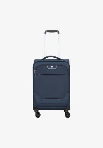 Wheeled suitcase - blu notte