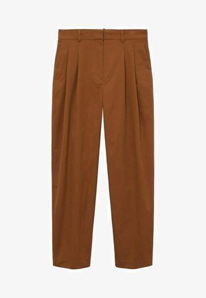 Trousers - bruin
