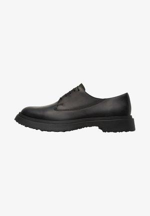 WALDEN - Zapatos con cordones - schwarz