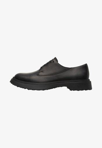 WALDEN - Smart lace-ups - schwarz
