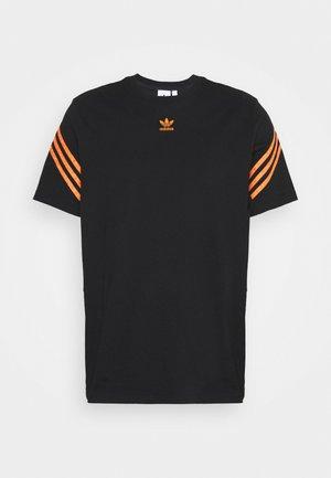 TEE UNISEX - T-shirt med print - black