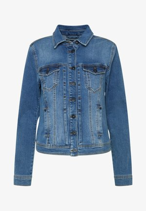 BERTHIE - Denim jacket - denim blau