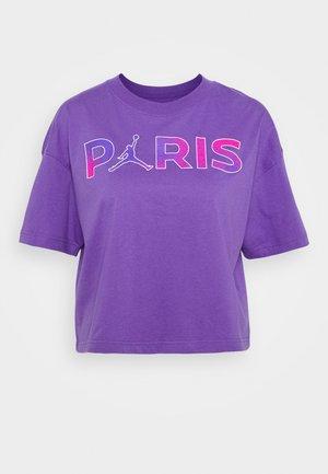 JORDAN PARIS ST GERMAIN TEE  - Equipación de clubes - wild violet