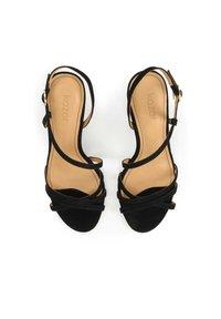 Kazar - SUZETTE  - High heeled sandals - black - 6
