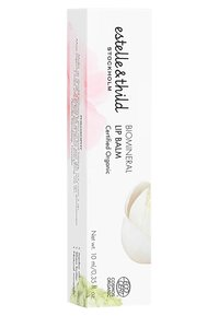 Estelle & Thild - BIOMINERAL LIP BALM - Burrocacao - peony pink - 1