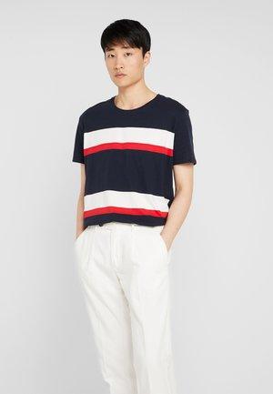 COMP OCS  - T-shirt med print - navy