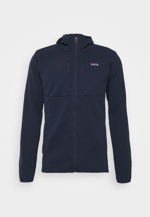 BETTER HOODY - Kurtka z polaru - new navy