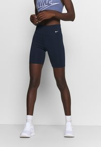 Nike Performance - ONE SHORT - Trikoot - obsidian/white - 0