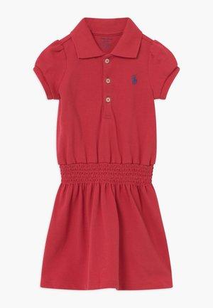 SMOCK - Denní šaty - nantucket red