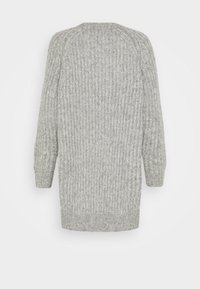 ONLY - ONLNEW CHUNKY  - Cardigan - light grey melange - 1