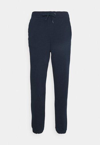 JOGGER TERRY - Pantaloni sportivi - dark blue