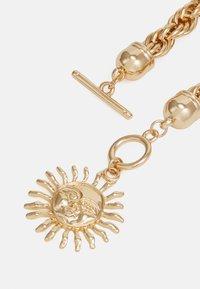 LIARS & LOVERS - SUNBURST TWIST CHAIN NECKLACE - Necklace - gold-coloured - 1