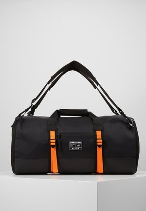 URBAN TECH DUFFLE - Torba weekendowa - black