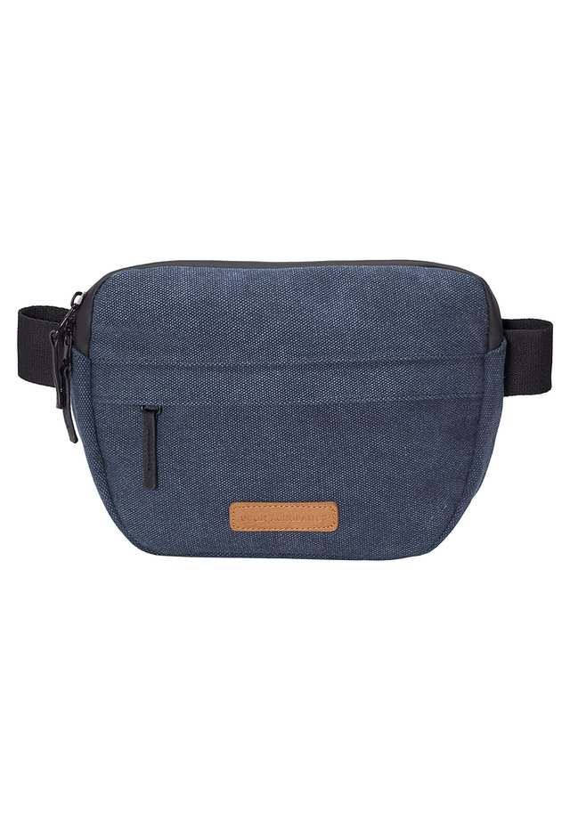 JACOB  - Bum bag - dark navy [36-6619]