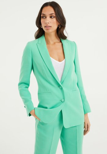 Blazer - bright green