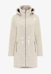 ICEBOUND - Krátký kabát - elfenbein melange - 4
