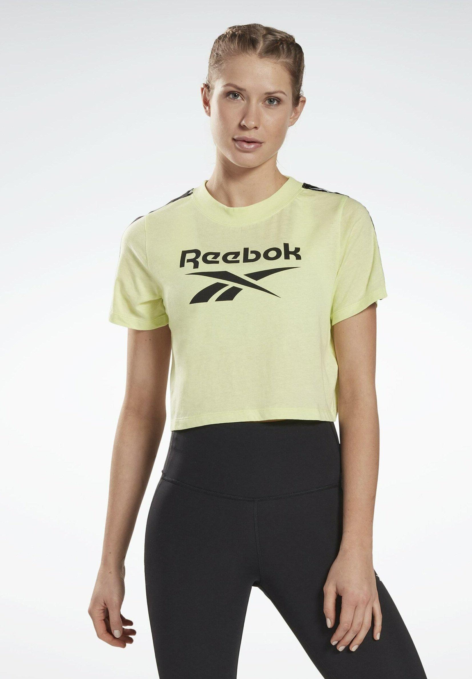 Women T-SHIRT TRAINING ESSENTIALS TAPE PACK - Print T-shirt