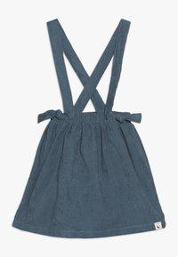 Turtledove - BRACER SKIRT BABY - Áčková sukně - denim - 0