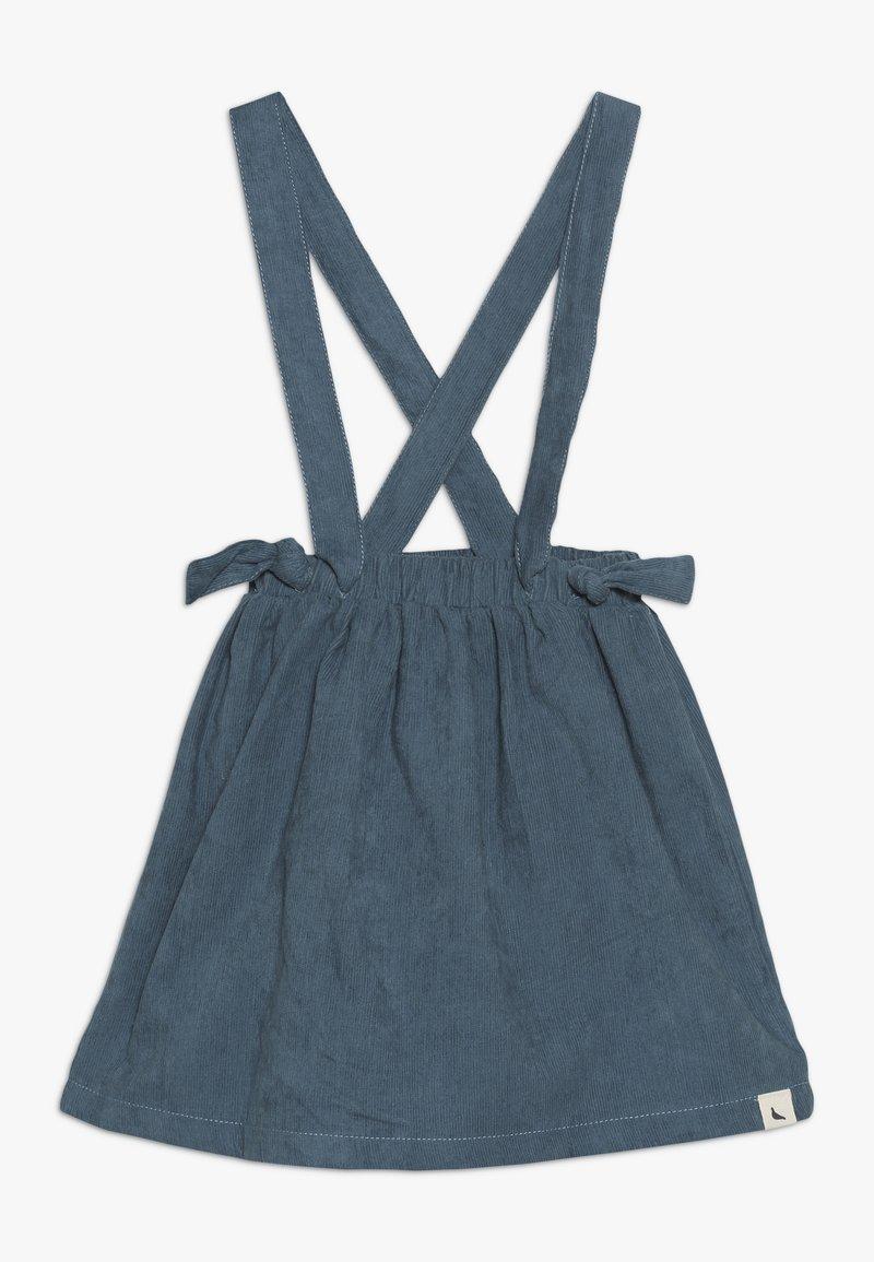 Turtledove - BRACER SKIRT BABY - Áčková sukně - denim