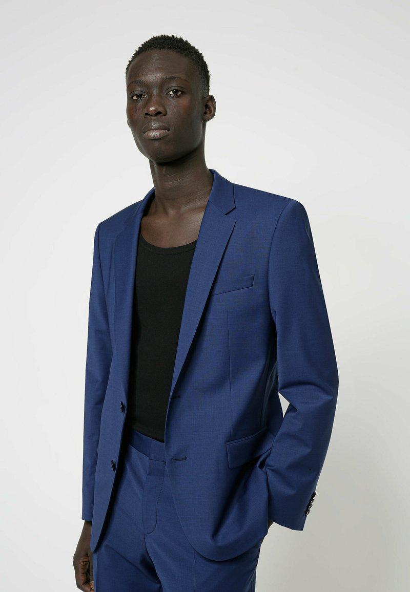 HUGO - SET - Suit - open blue