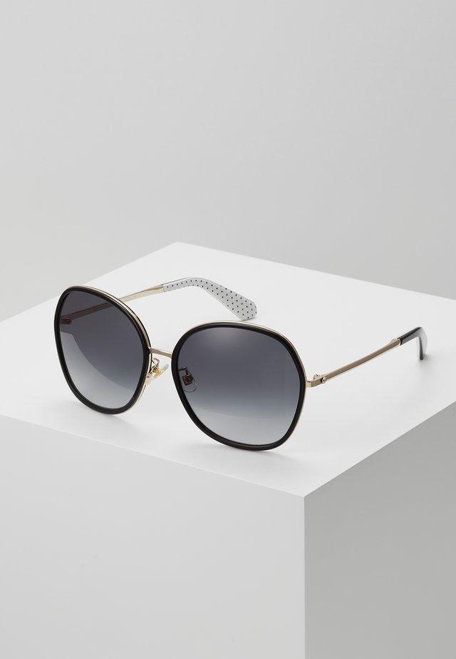 CORALINA - Sunglasses - black