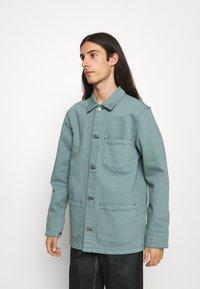 Edwin - FEDERAL JACKET UNISEX - Jakna iz džinsa - turquoise - 0