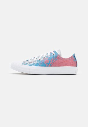 CHUCK TAYLOR ALL STAR SHIMMER AND SHINE - Trainers - pink salt/university blue/white