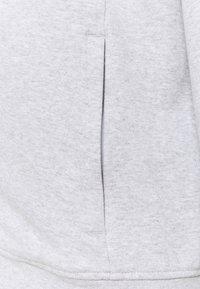 Lacoste - Vetoketjullinen college - silver chine/elephant grey - 6