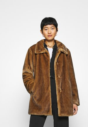 LUNA - Winter coat - vison