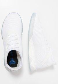 adidas Performance - PREDATOR 19.1 TR - Sports shoes - footwear white/football blue - 1