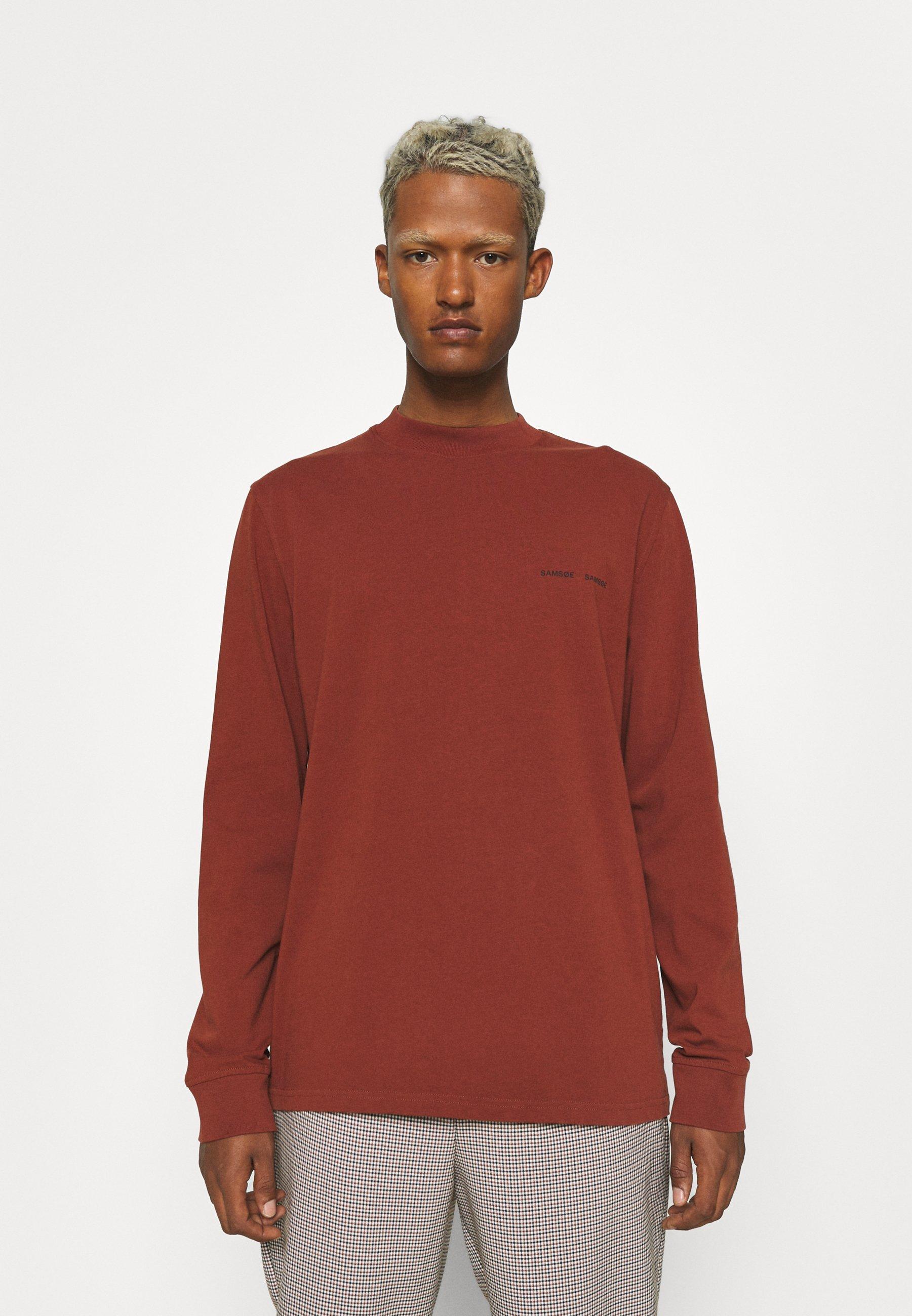Men NORSBRO - Long sleeved top