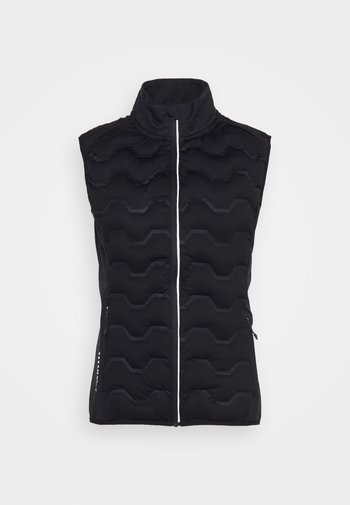 MAJSTAD - Vest - black