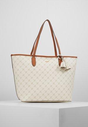 LARA CORTINA  - Handbag - off-white