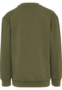 Hummel - DOS UNISEX - Sweater - ivy green - 3