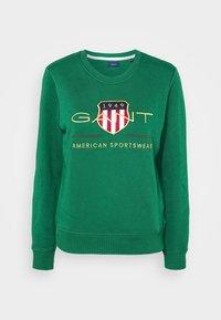 GANT - ARCHIVE SHIELD - Sweatshirt - ivy green - 5