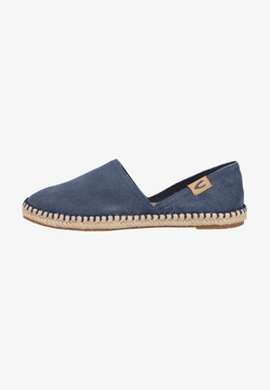 Espadrilles - navy blue