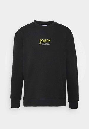POISN - Mikina - black