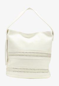 usha - Shopping Bag - white - 0
