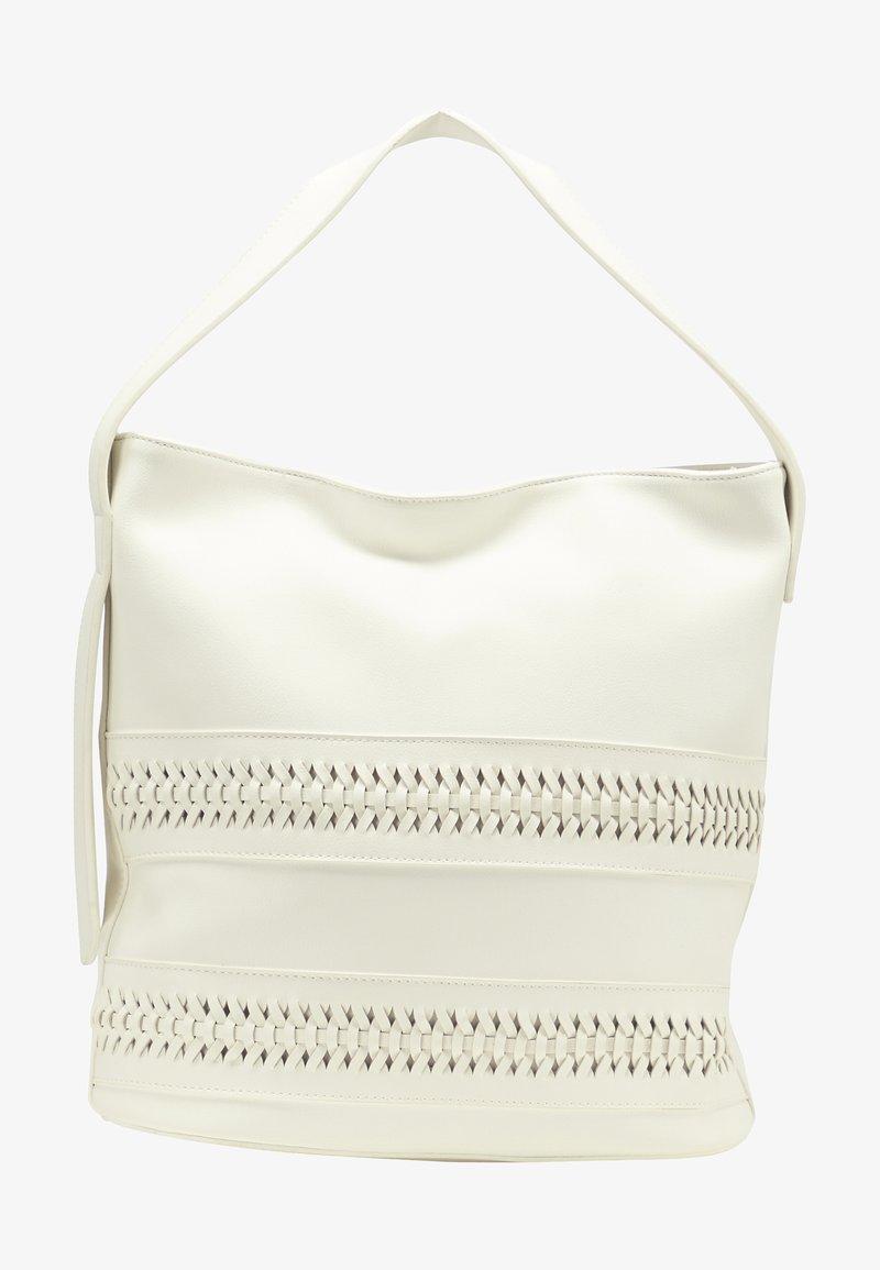usha - Shopping Bag - white