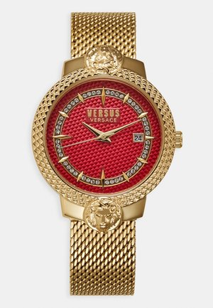 MOUFFETARD - Watch - yellow gold-coloured